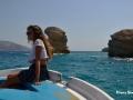 Sailing to Kato Koufonissi