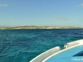 Sailing to Koufonissi Island