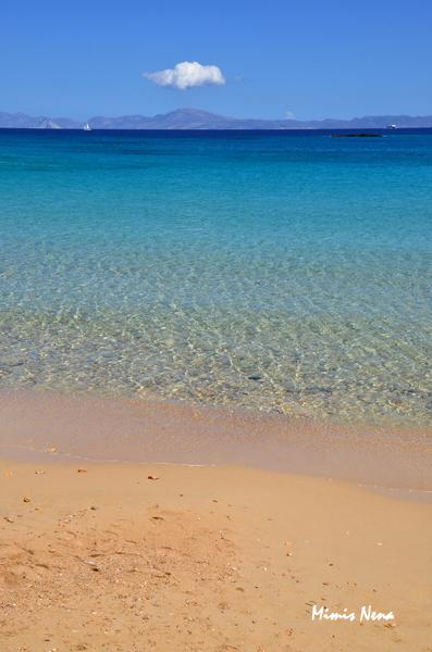 Beach on Pano Koufonissi