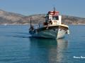 Boat on Kato Koufonissi