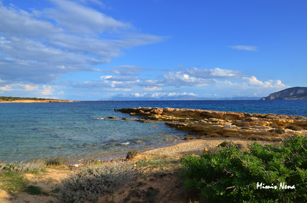 Small Beach between Charokopou and Fanos Beach