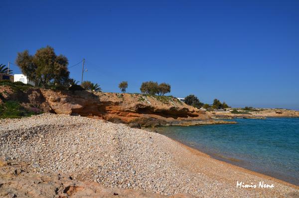 Small Beach on Anemomylos rooms