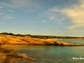 Geranos Beach just before Platia Pounda Beach