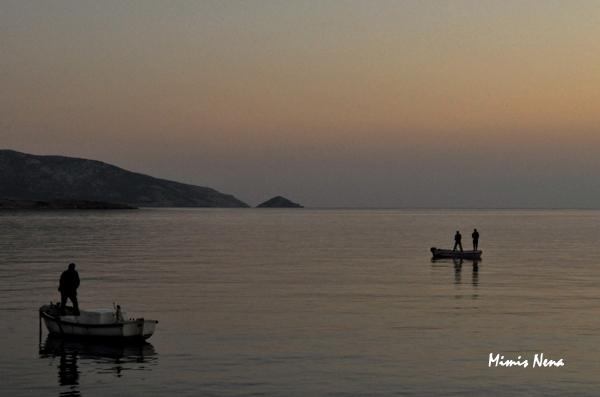 Fishing - Koufonissia