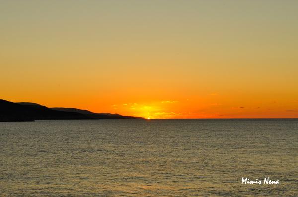 Sunset - Koufonissia