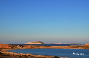 Kopria - Makares view from Pori Beach