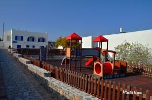 Playground - Koufonissia