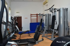 fitness center - koufonissia