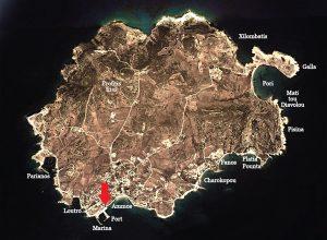 Super Market Venetis map