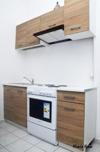 Limani Rooms Kitchen