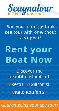 Seagnatour Rent a Boat website