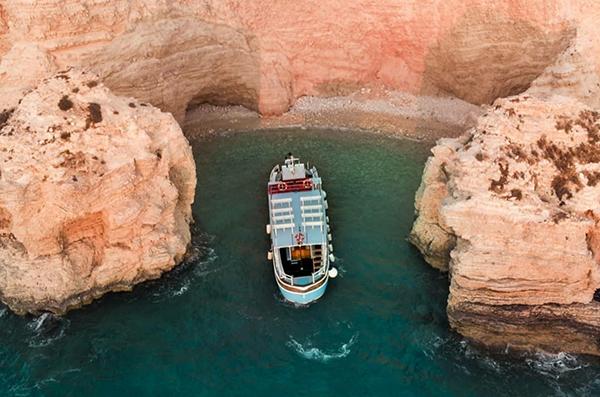 Mavros G Boat Tours