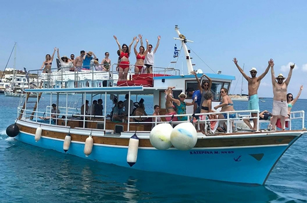 Mavros G. Boat Tours